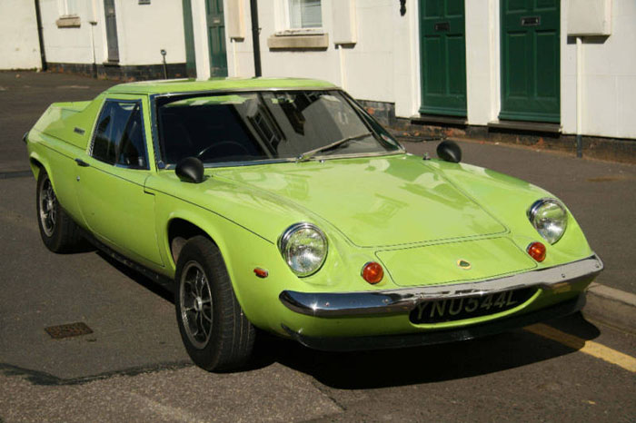 1972 lotus europa twin cam 2