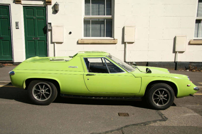 1972 lotus europa twin cam 3