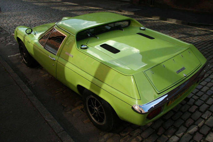 1972 lotus europa twin cam 4