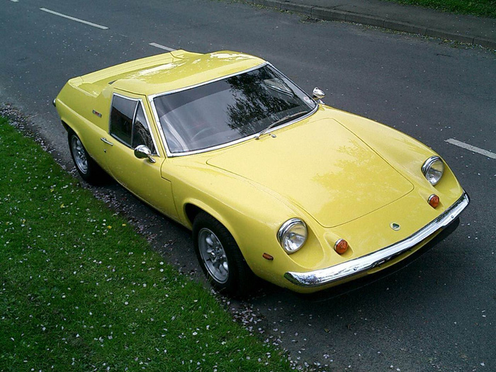 1971 Lotus Europa Twin Cam 1
