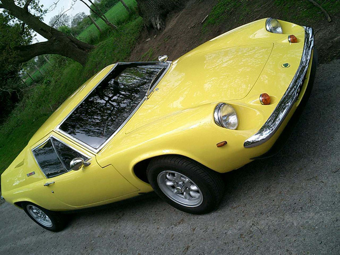 1971 Lotus Europa Twin Cam 2
