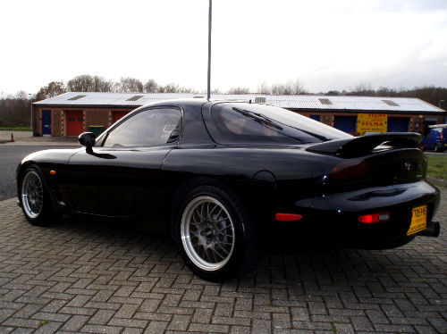 1994 mazda rx7 twin turbo type rz 5