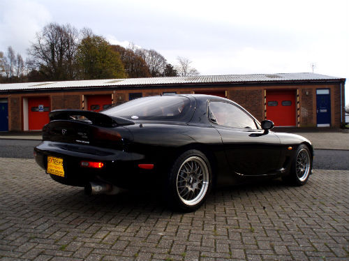 1994 mazda rx7 twin turbo type rz 6