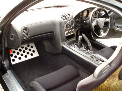 1994 mazda rx7 twin turbo type rz interior