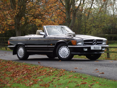 1989 mercedes benz 500 sl r107 1
