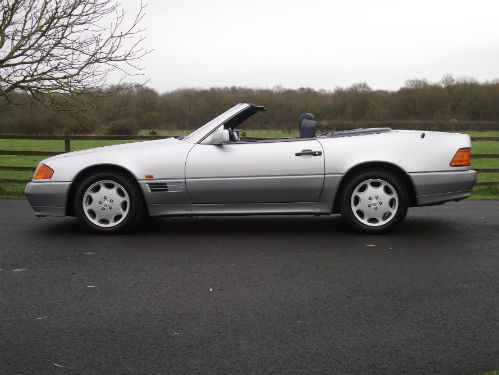 1992 mercedes-benz sl 500 r129 3
