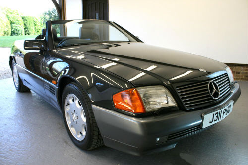 1992 Mercedes-Benz 300SL 1