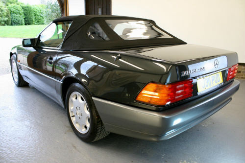 1992 Mercedes-Benz 300SL 2
