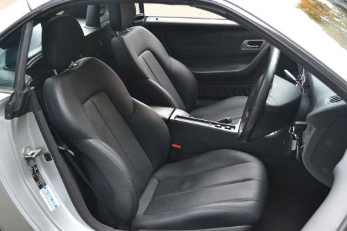 2002 mercedes benz slk230 kompressor 2.3 auto interior