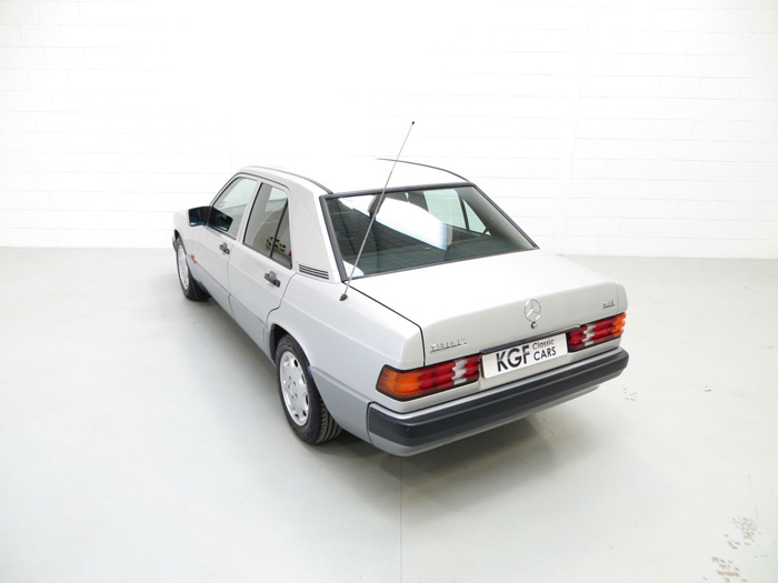 New old car uk for Mercedes benz history name