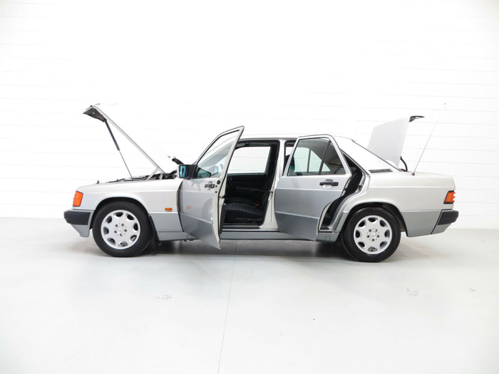 1993 Mercedes-Benz W201 190E Side