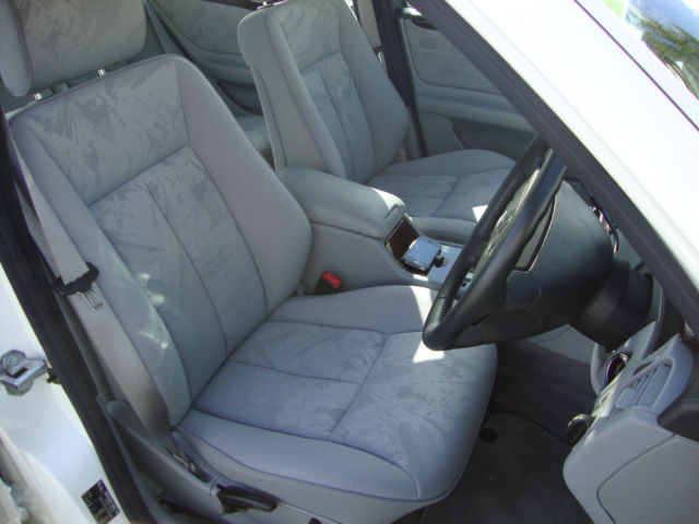 1996 Mercedes-Benz W210 E280 Front Seats