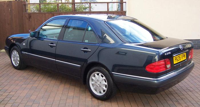 Image gallery mercedes e230 1996 for Mercedes benz e230