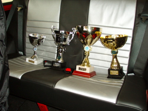 1993 mini cooper sport interior trophies