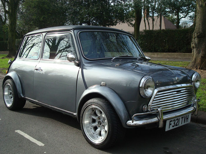 Featured Cars Mini Cooper 1989 Classic Mini Cooper