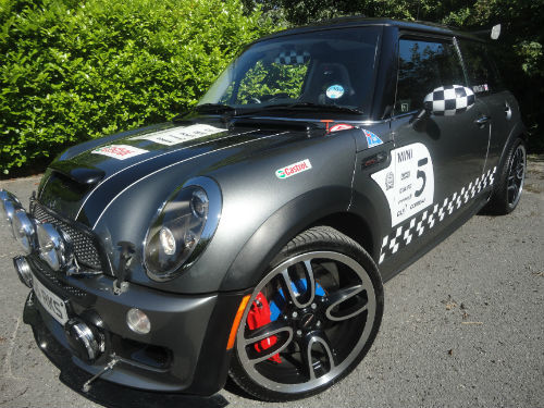 2002 unique jcw tony franks converted mini cooper s 2
