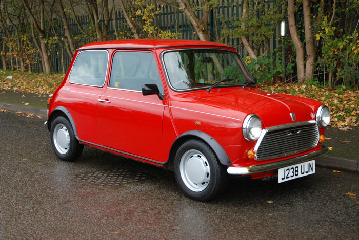 1991 Mini Mayfair 998cc 1