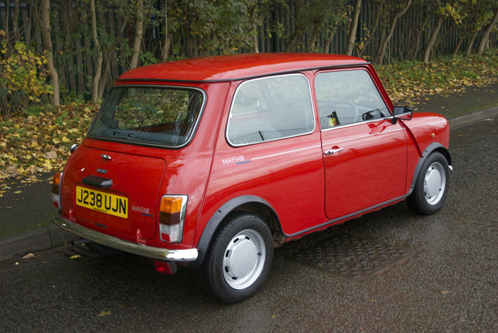 1991 Mini Mayfair 998cc 2