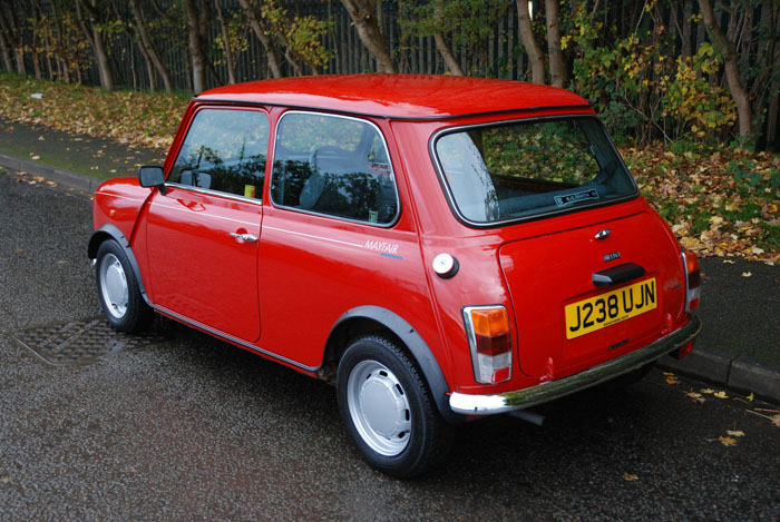 1991 Mini Mayfair 998cc 3