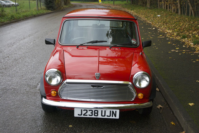 1991 Mini Mayfair 998cc Front