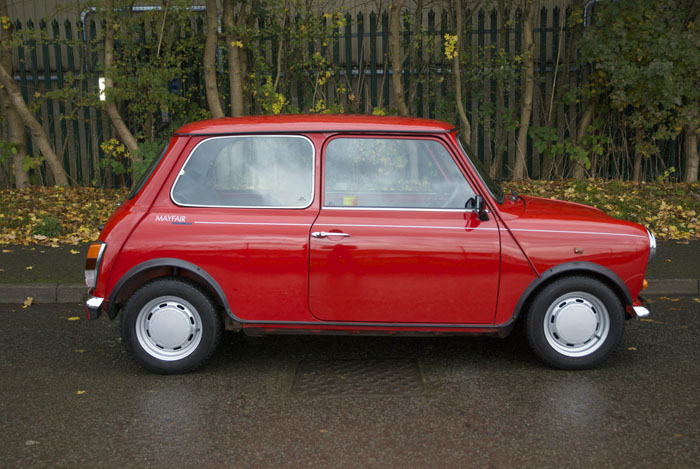 1991 Mini Mayfair 998cc Side