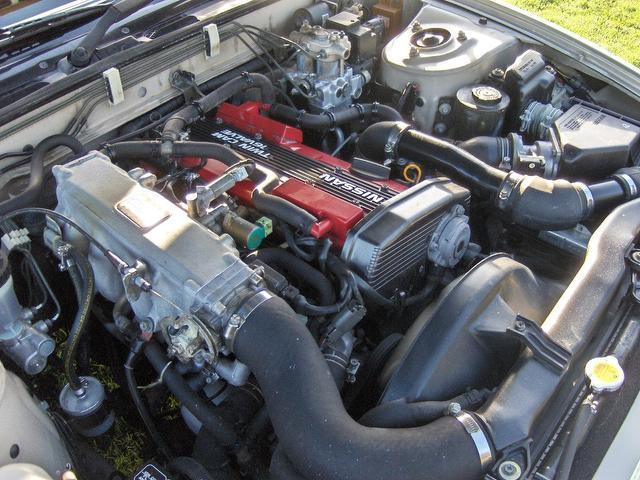 1990 Nissan 200SX Engine