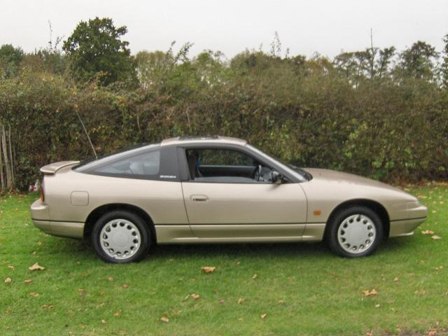 1990 Nissan 200SX Side