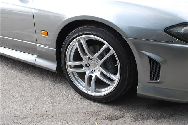 1999 nissan silvia spec r aero turbo s15 wheel