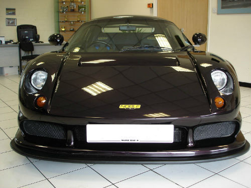 2000 noble m12 gto 2.5 twin turbo front