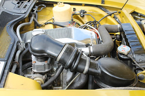 1969 Opel GT Engine