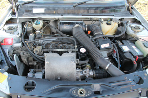 1985 Peugeot 205 1.6 GTi Engine Bay