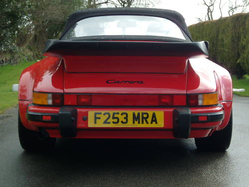 porsche 911 carrera supersport cabriolet 7