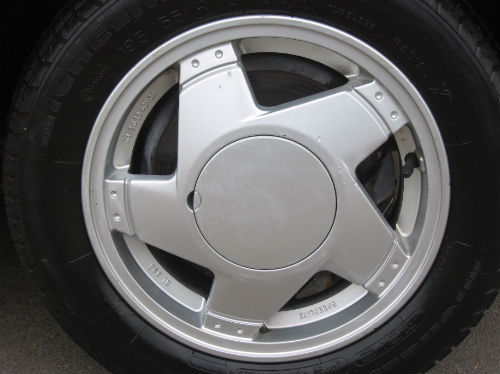 1988 renault r 5 gt turbo 3dr wheel
