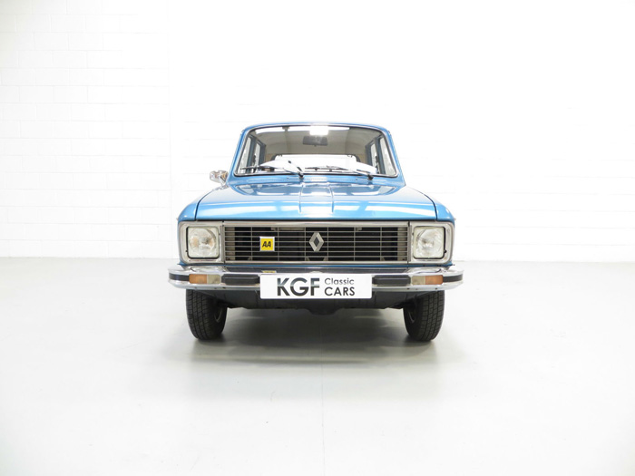 1975 Renault 6 TL Front