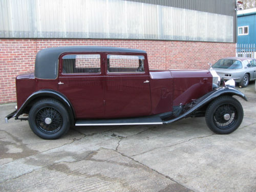 1930 rolls-royce 20 25 sports saloon by barker 3