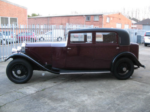 1930 rolls-royce 20 25 sports saloon by barker 4