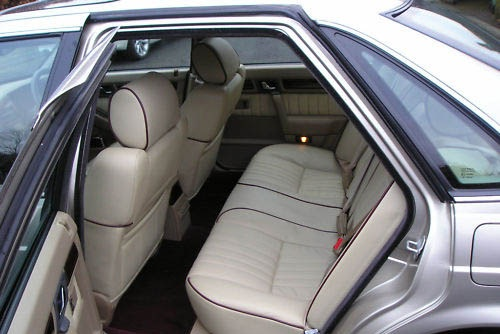 1998 rover 800 stirling interior 2