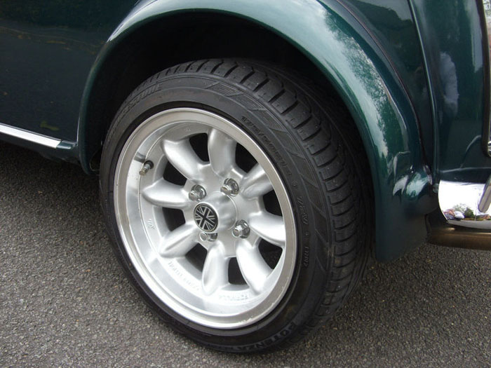 1996 rover mini cooper reg 1.3i wheel