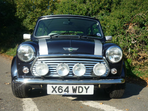 2000 rover mini cooper 1.3i sports with 112 miles 2