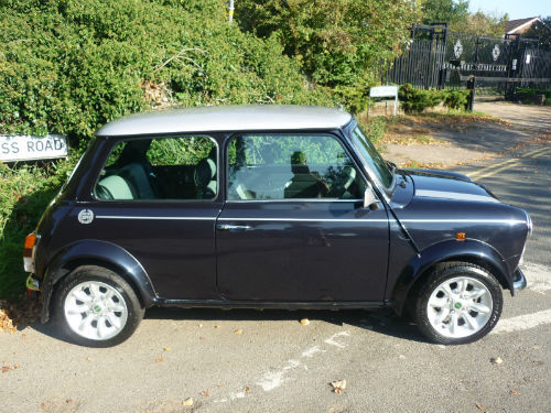 2000 rover mini cooper 1.3i sports with 112 miles 4