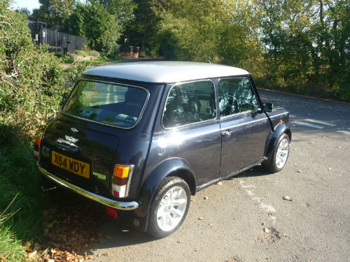 2000 rover mini cooper 1.3i sports with 112 miles 5