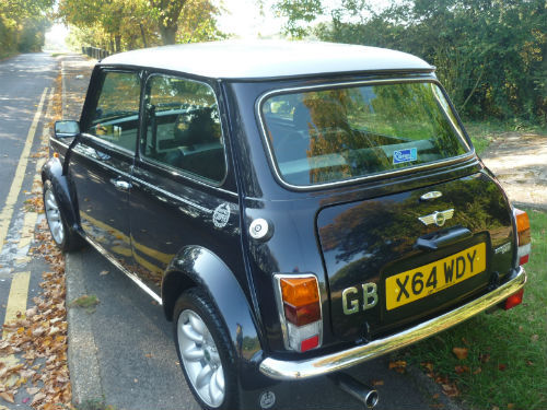 2000 rover mini cooper 1.3i sports with 112 miles 6