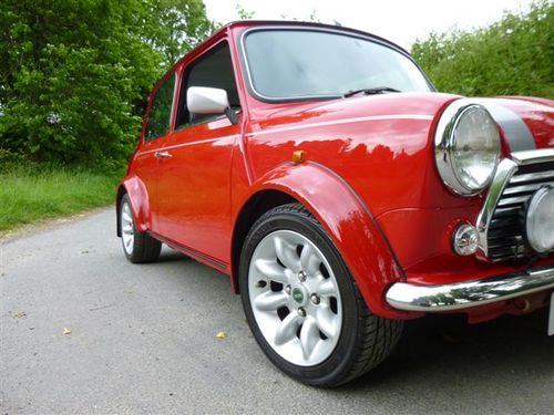 2000 Rover Mini Cooper Sport Right Side