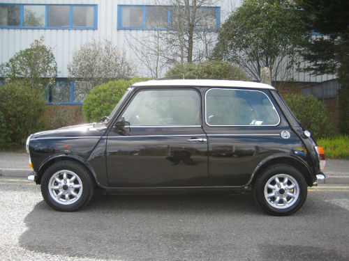 1992 Rover Mini John Cooper RSP Left Side