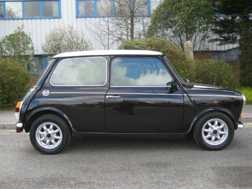 1992 Rover Mini John Cooper RSP Right Side