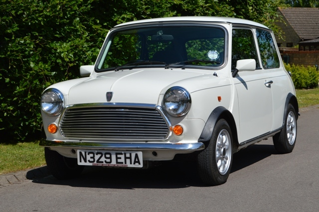 1995 Rover Mini Mayfair Front