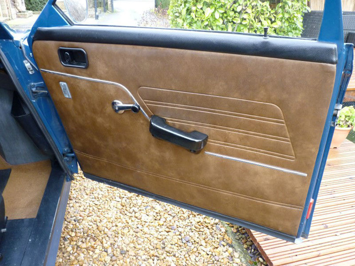 1973 Saab 96 V4 Interior Door