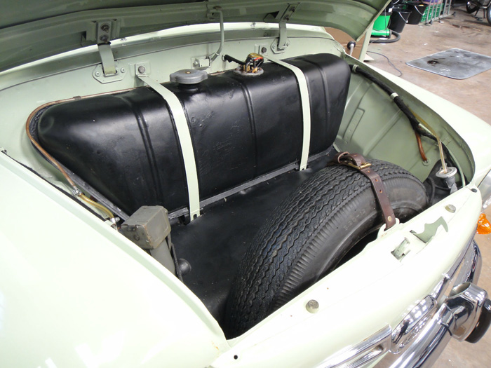 1967 Seat 600D Boot