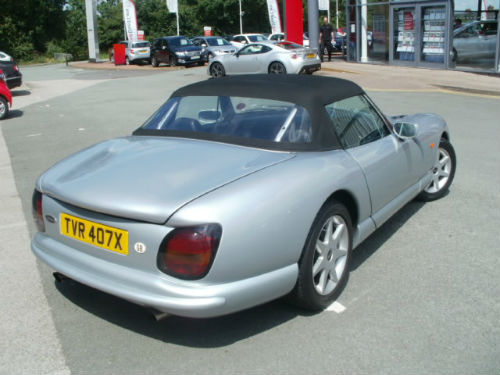 1997 tvr chimaera 5.0 convertible 2