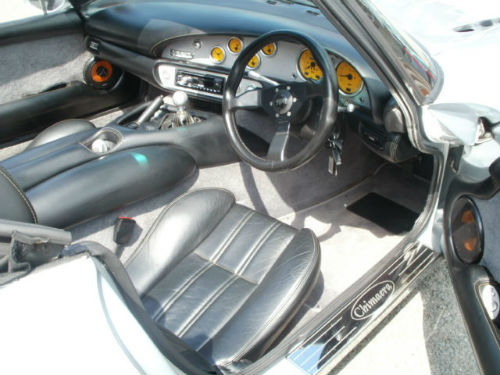 1997 tvr chimaera 5.0 convertible interior